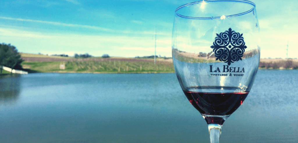 Come Relax At La Bella Vineyards
