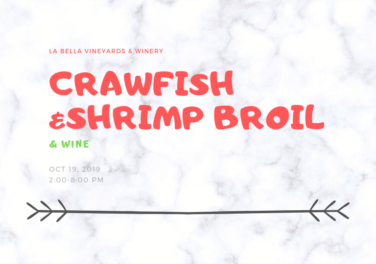 Shrimp & Crawfish Boil
